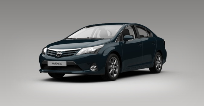 AVENSIS 150D Advance