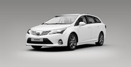 Toyota AVENSIS Cross Sport 120D Advance