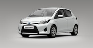 Toyota YARIS HYBRID FEEL! 5P
